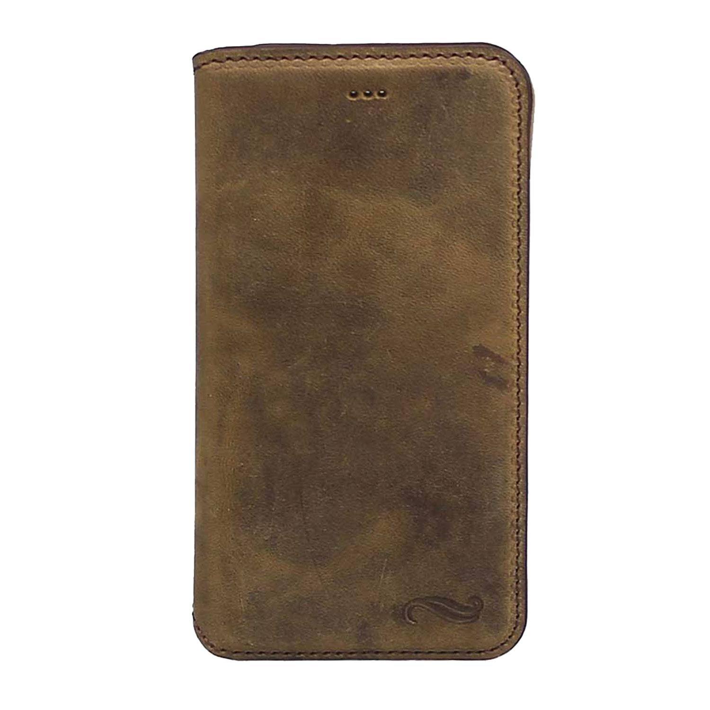 Antic Nut Book iPhone 6 Plus / 6S Plus Leder Tasche