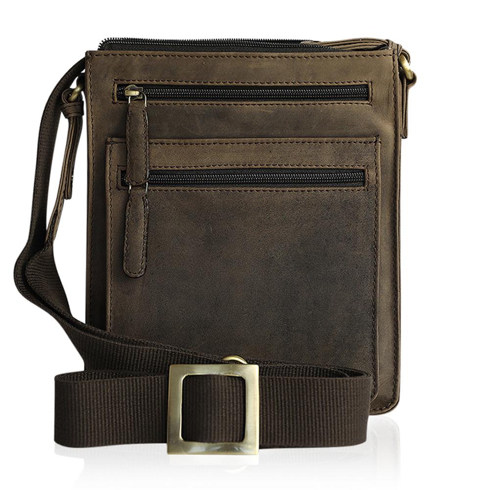 EINZIGARTIGE Handwerkskunst, hochwertige, UNISEX, Geschäftstasche, iPad Tasche , VINTAGE, Unitasche, Arbeitstasche, Leder- REISE-Tasche, Umhängetasche