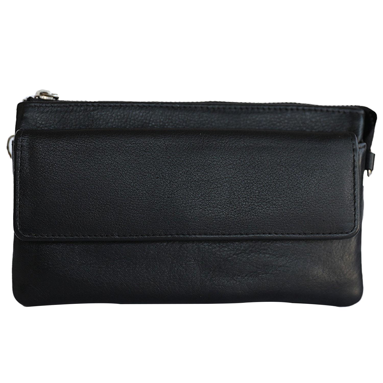 Einzigartige Handgearbeitet hochwertige Damen Luxus Leder Schulter Party Handtasche BJEN-5011