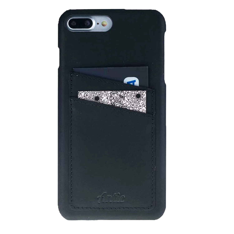 "Anticcase ""Orion Cover CC"" Iphone 7 Plus Leder Hülle Cover mit Kartenfächer"