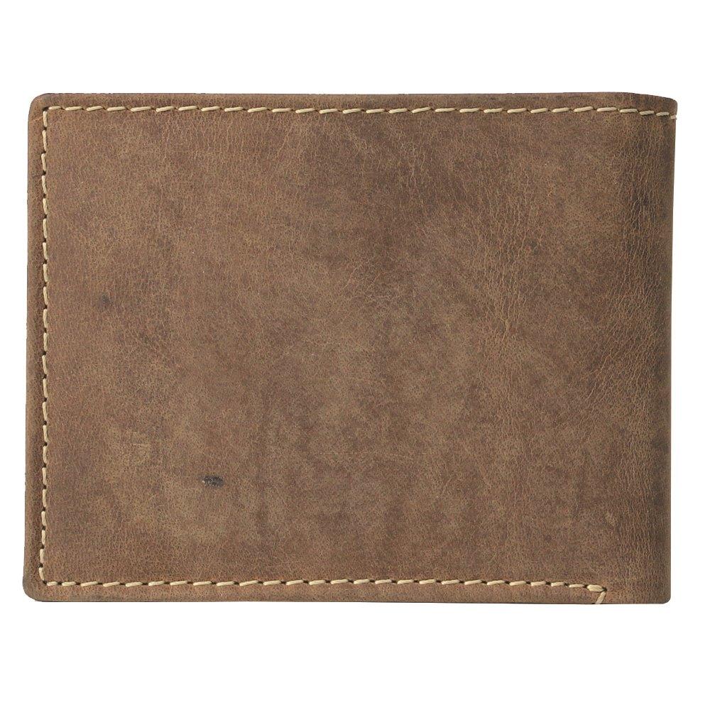 Jenes & Jandura Men's Leather Wallet – Tan